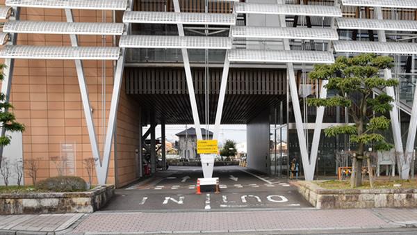 Runland株式会社(ソフトピアジャパンドリーム・コア)駐車場