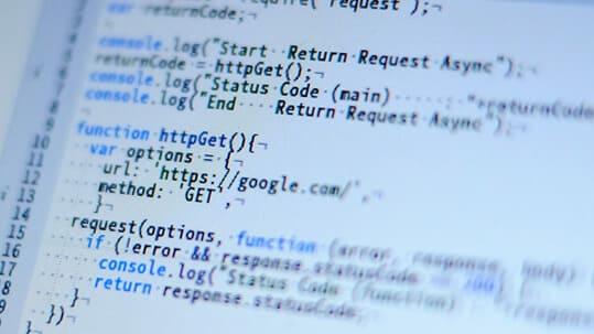 HTML5技術のコーディング