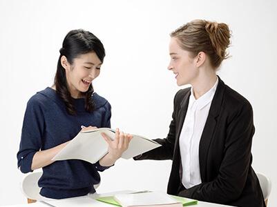 語学スクールサイト