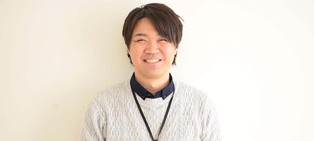 代表取締役藤原真悟の写真
