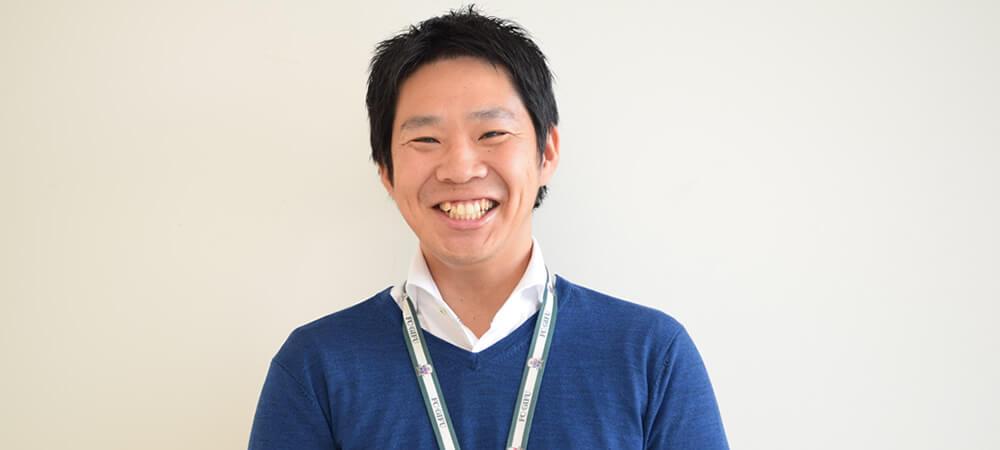 代表取締役國島匡の写真