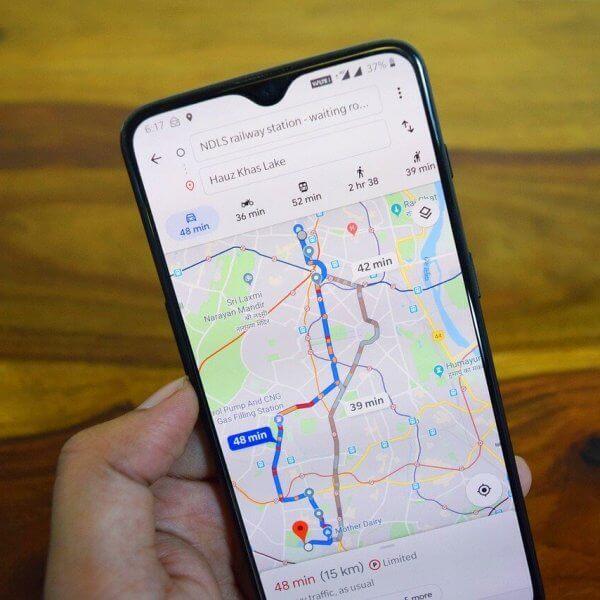 『Googleマイマップ』でルートマップを作成する方法